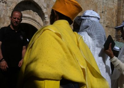 Holy Easter in Jerusalem